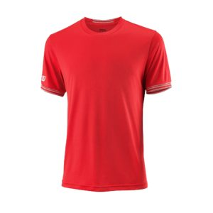WRA765305_SS18_Team_M_Team_Solid_Crew_Mens_WilsonRed_White_Front