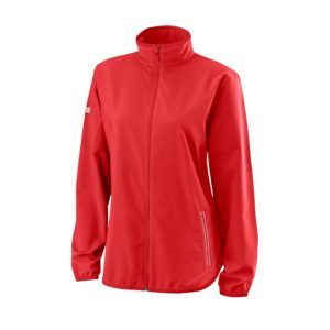 WRA766404_SS18_Team_W_Team_Woven_Jacket_Womens_WilsonRed_Front